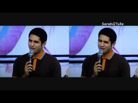 Sarah Geronimo - Gerald Anderson on Sarah - Kris Tv (July 10, 2012) Music Videos