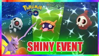LIVE🔴 BEST SHINY EVENT in Pokemon Go! 💚💯