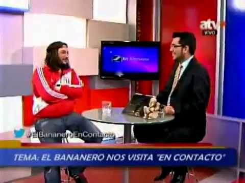 El Bananero Entrevista Programa