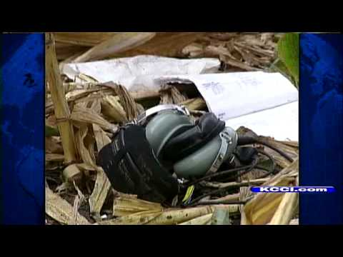Plane Crash Kills Pilot