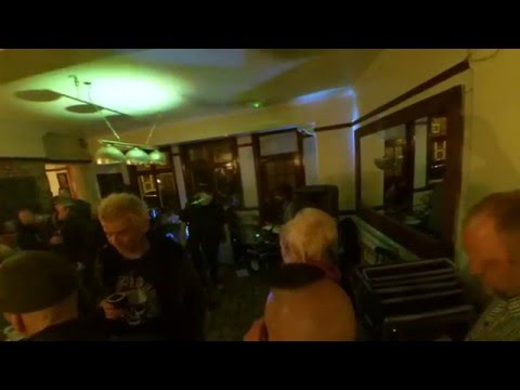 The Cream Horns performing Born to be Wild 30/04/16