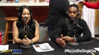EXCLUSIVE: Bill Bellamy Joins The Morning Heat To Talk About Married But Single Too