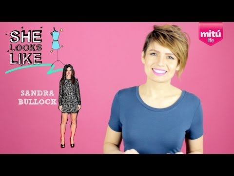 El Look de Sandra Bullock -
