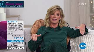 HSN | Cyber Week Deals with Amy & Adam 12.06.2019 - 11 PM