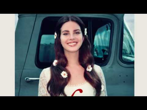 Lana Del Rey - Lust For Life (Full Album) 2017