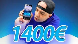 SMARTPHONE da PORSCHE que custa 1400€