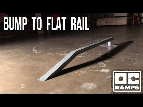 Bump to Flat rail by OC Ramps