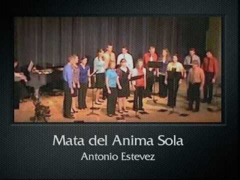 Mata del Anima Sola (Hastings College