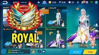 ZingSpeed Mobile -   Đội Trưởng Royal Gió Giao Lưu Với Thành Viên Trong Team