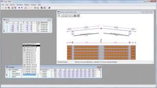 Solaio: Modello strutturale di un solaio in latero-cemento con travetti in c.a.p. (parte 1)