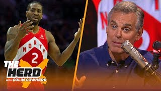 Kawhi's talent outweighs how 'valuable' he is, too much noise surrounding Embiid | NBA | THE HERD