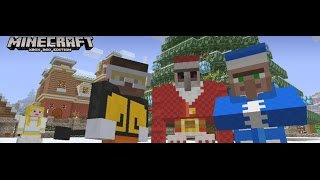 Minecraft Xbox 360: Revision Mash-up Pack Festivo
