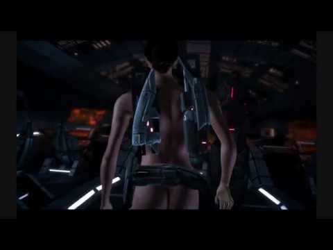 Mass Effect - See Ashley naked