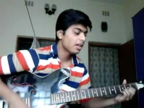 Hosanna - ek deewana tha guitar improved chords and rhythm