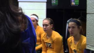 Tech Volleyball Highlights - Henderson State