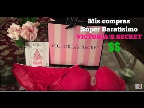 Mi compra en Victoria's Secret Gratis una prenda íntima con cupones en www.SuperbaratisimoGratis.com
