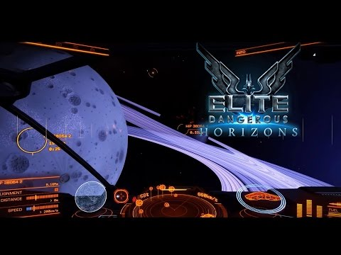 Elite Dangerous: Horizons - Xbox One Trailer
