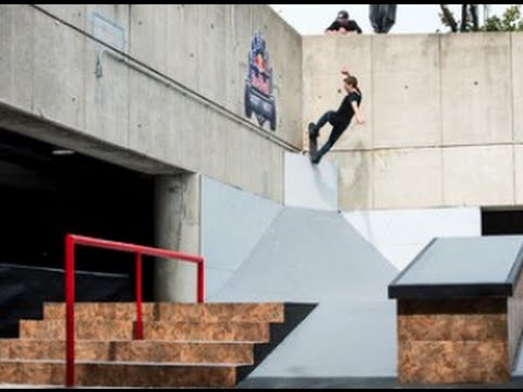 Red Bull Hartlines Course Preview With TJ Rogers