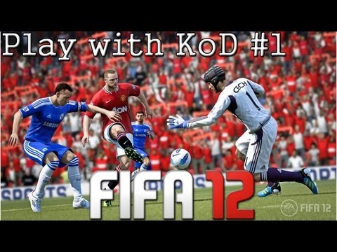 Jouons avec la KoD #1 : FIFA 12 avec Dalkai