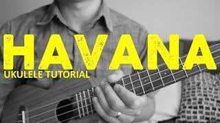Download Lagu Havana - Camila Cabello - EASY Ukulele Tutorial - Chords - How To Play Gratis STAFABAND