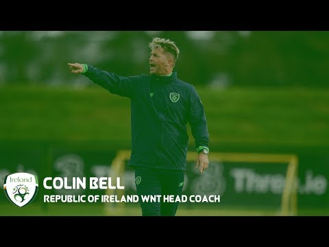 #IRLWNT INTERVIEW | Head Coach Colin Bell on Slovakia qualifier