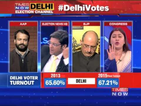 Poll of polls: Delhi election - Part 2