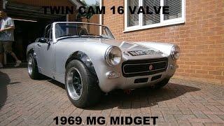 MG Midget Twin Cam Edit