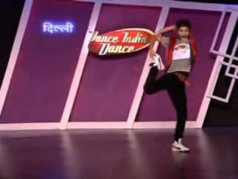 Croc-roaz Aka Raghav Audition[hq] Dance India Dance video