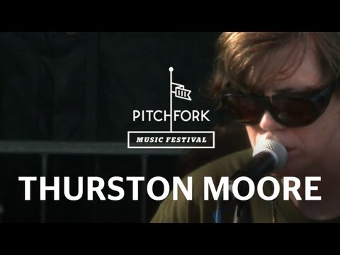 Thurston Moore - Benediction - Pitchfork Music Festival 2011