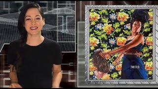 Obama portrait artist painted black women decapitating white women