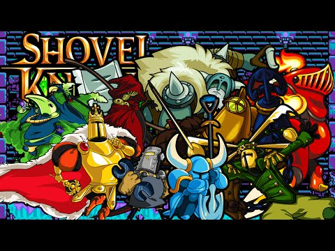 Shovel Knight: Order Attack! Boss Rush Part 12 Gameplay Walkthrough Nintendo Wii U 3ds Pc video