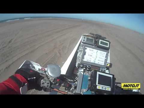 Moto.it: Franco Picco, il video del suo incidente alla Dakar 2012