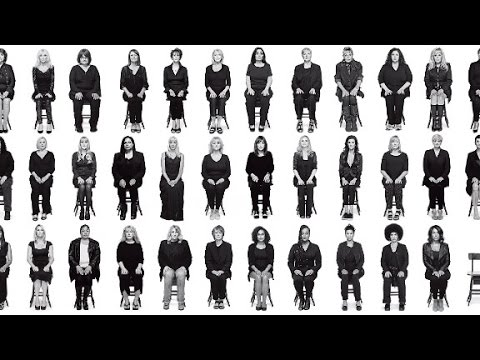 Cosby accusers appear on the cover of New York Magazine