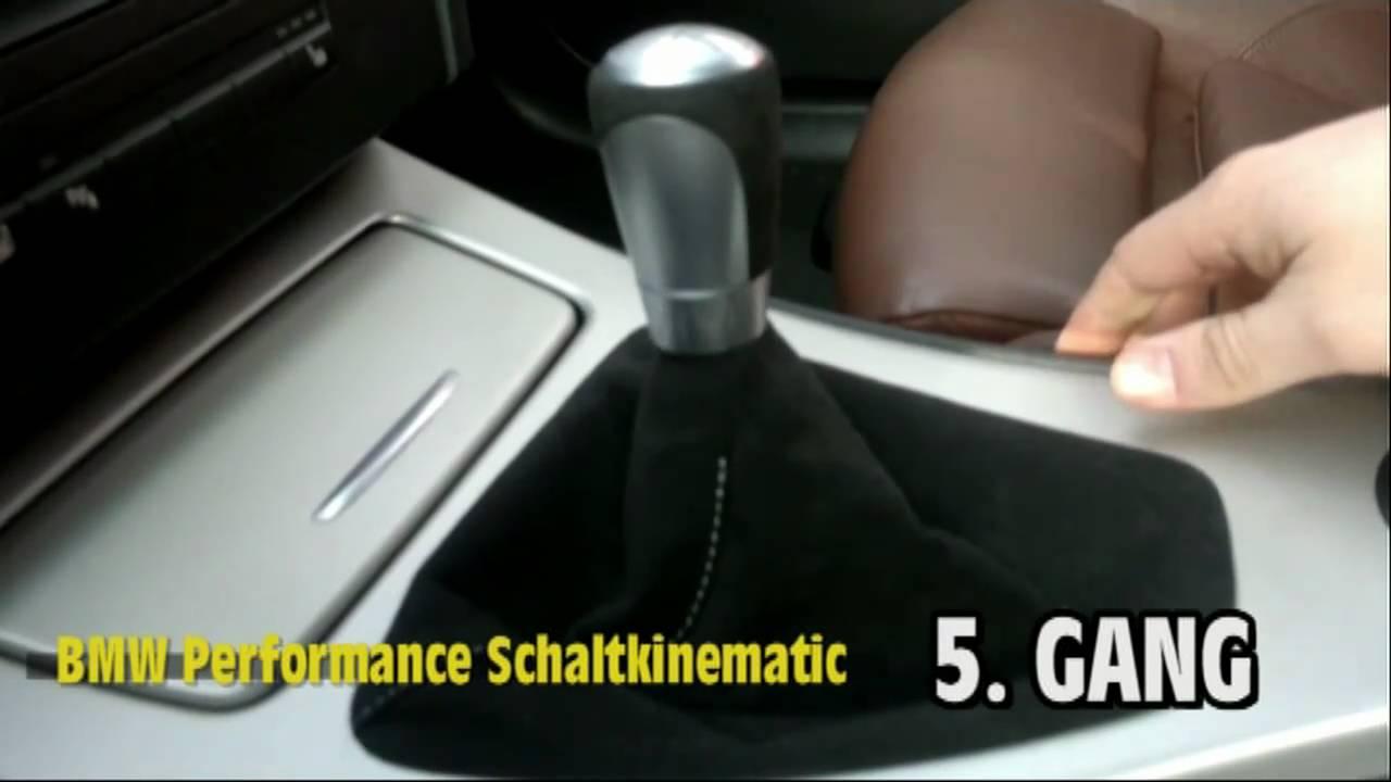 Bmw 335i Performance Schaltkinematic Short Shift Umbau