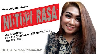 Nutupi Rasa - Devi Manial   Original Version  Xtreme  Production