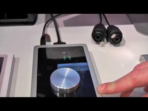 Apogee Duet 2 @ Musikmesse 2011
