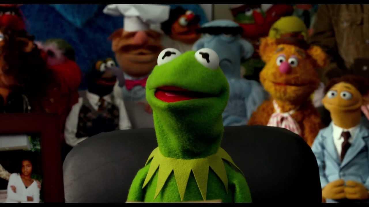 The muppet movie album