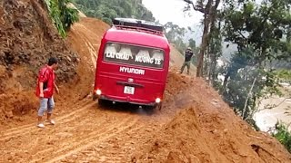 Most Dangerous Roads | Asia