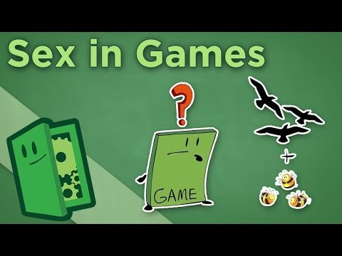 Extra Credits - Sex In Games - How Games Need To Mature As A Medium video
