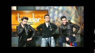 Il Volo en Border Crossings - December 4th, 2013