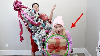 We FOUND a lost CHRISTMAS PRESENT! Huge Announcement