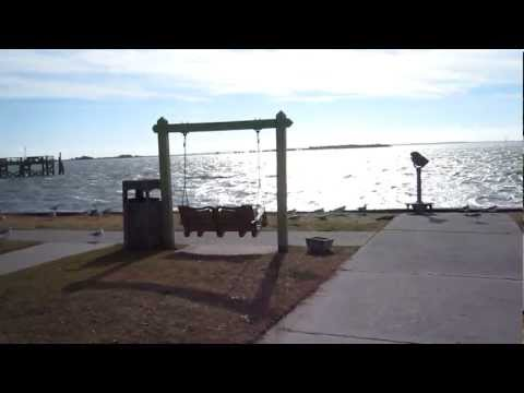 Southport NC - Choppy Waters - Cape Fear River