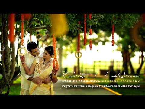 Rohit & Lakshmi : From this day forward... Trending Wedding Video