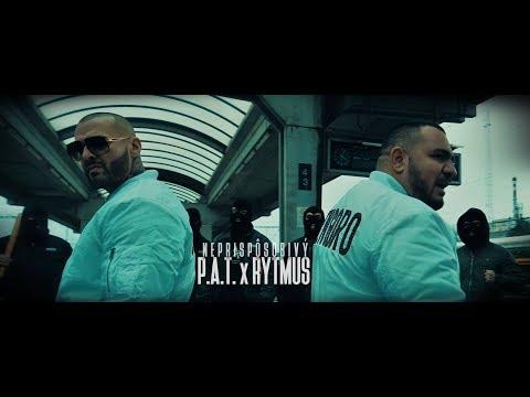 P.A.T. - Neprispôsobiví Ft. RYTMUS  (Official Video)