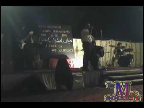 Lums- The Music Society- Din Dhalay- Mba Welcome 2007 video