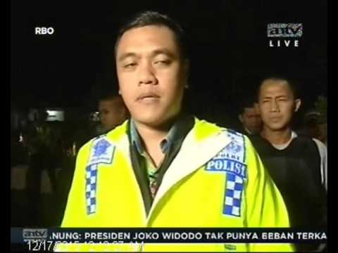 [ANTV] SMI LIVE Polres Sukabumi Kota Gelar Operasi Cipta Kondisi