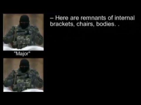 Russian separatists' alleged MH17 talk