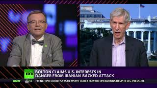 CrossTalk: Bolton War Machine