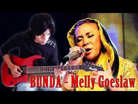 Bunda - Melly Goeslaw Guitar Cover By Mr. Jom