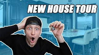 NEW JUSTDUSTIN HOUSE TOUR!! (MANSION?)